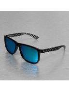 SUR Lunettes de soleil Street Checker Polarized noir
