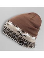 SUR Pipot Street Cuff Knit ruskea