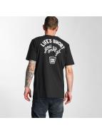 The Dudes Camiseta One Shot negro