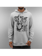 The Dudes Hoodie Rock The Boat gray