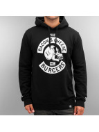 The Dudes Hoodies Bacon Cheese Burgers sort