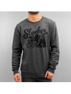 The Dudes Pullover Slacker grau
