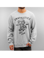 The Dudes Pullover Pizza gray