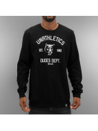 The Dudes Pullover Unathletics Smoke schwarz