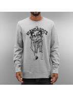 The Dudes Swetry Viandardes szary