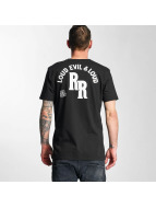 The Dudes T-Shirt R/R black