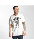 The Dudes T-Shirt Viandardes blanc