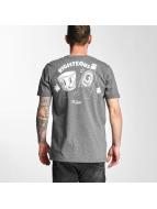 The Dudes T-Shirt Smoking Kills gray