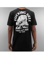 The Dudes T-Shirt Fucking Hell noir
