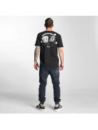 The Dudes T-Shirt Smoking Kills noir