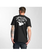 The Dudes T-Shirt Still Aint Giving A Fuck noir