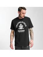 The Dudes T-Shirt Zero Fuck noir