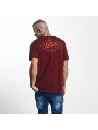 The Dudes t-shirt Unathletics Stamp rood