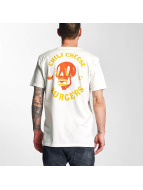 The Dudes T-Shirt Chili Cheese white