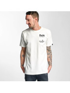 The Dudes T-Shirt Pocket Pool white
