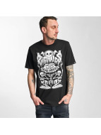 The Dudes t-shirt Highmare zwart