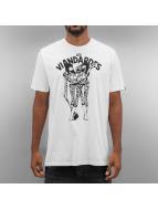 The Dudes T-shirtar Viandardes vit