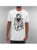 The Dudes T-Shirts Captain beyaz