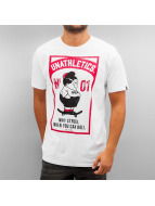 The Dudes T-Shirts Fat Boy beyaz
