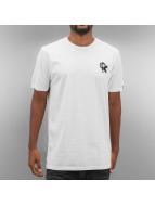 The Dudes T-Shirts Duck beyaz