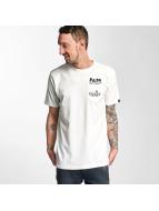 The Dudes T-Shirts Pocket Pool beyaz