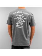 The Dudes T-Shirts Pizza gri
