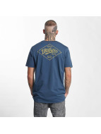 The Dudes T-Shirts Unathletics Stamp indigo
