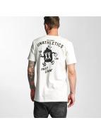 The Dudes T-skjorter Fast Livin hvit