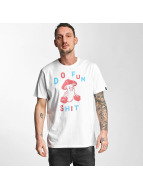 The Dudes T-skjorter Fun Shit hvit