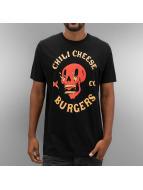 The Dudes T-skjorter Chili And Cheese svart