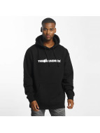 The Hundreds Hoody Forever Bar Logo schwarz