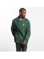 The Hundreds Lightweight Jacket Bar Logo Coaches green
