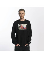 The Hundreds Pullover Wearhouse schwarz