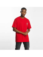The Hundreds T-Shirt Forever Simple Adam red
