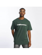 The Hundreds Trika Forever Bar Logo zelený
