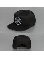 Thrasher Snapback Caps Skategoat musta
