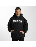 Thrasher Sweat à capuche Skate Mag noir