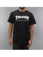 Thrasher T-Shirty Skate Mag czarny