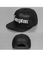 Thug Life Кепка с застёжкой Compton PU черный