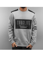 Thug Life Пуловер Zoro Digga серый
