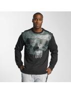Thug Life Пуловер Goldteeth черный