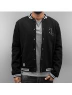 Thug Life Университетская куртка Throne черный