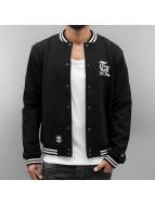 Thug Life Университетская куртка Zoro черный