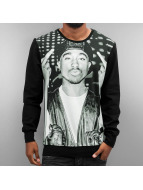 2Pac Sweatshirt Black...