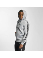Based Hoody Grey Melange...