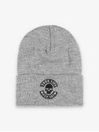 Thug Life Basic шляпа Basic Skull серый