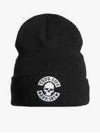Thug Life Basic Beanie Basic Skull nero