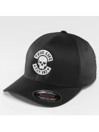 Thug Life Basic Flexfitted Cap Basic Skull Flexfit schwarz