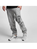 Thug Life Basic Jogginghose Cities grau