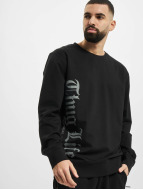 Thug Life Basic Swetry Old Engish czarny